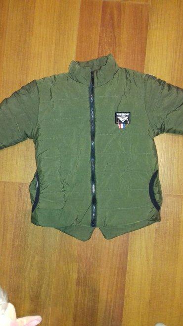 продаю Куртку на мальчика размер от года до трех НОВАЯ  в Бишкек