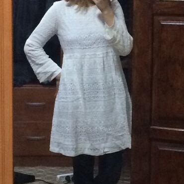 Нежное белое платье,в винтажном стиле, для особо вечера   новое,имеетс