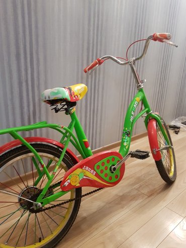 Пр.велосипед в отличном состоянии, Диаметр колеса 20
