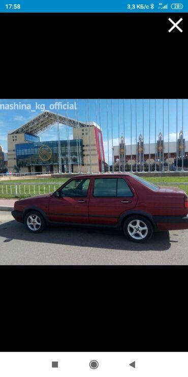 Volkswagen Jetta 1.8 л. 1992 | 200 км