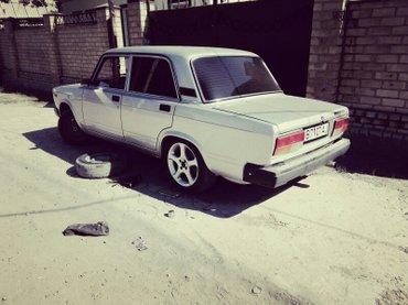 Продаю ваз 2107 2011 год  состояние идеал цвет серебро__ пробег 48'000 в Бишкек - фото 8