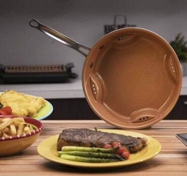 Zdrava hrana - Srbija: Spremanje velikog broja obroka bez masti i ulja. Hranite se