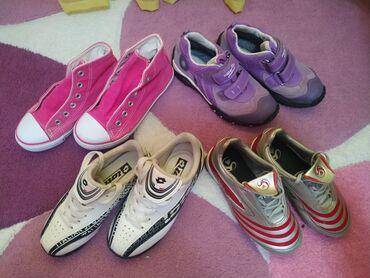 Детский мир - Токмок: Продаю обувь. Качество отличное,состояние хорошее. Все цены и размеры