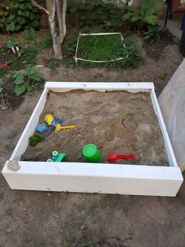 Песочница для детей из в Бишкек