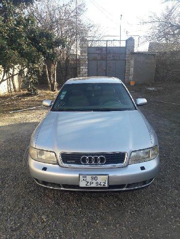 audi a4 1 9 multitronic - Azərbaycan: Audi A4 1.8 l. 2000 | 198032 km