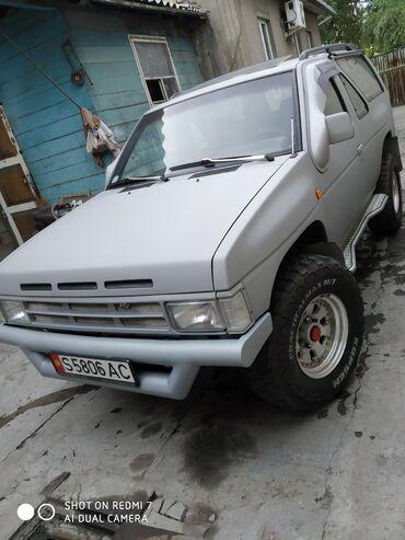 Nissan Terrano 2.4 л. 1988