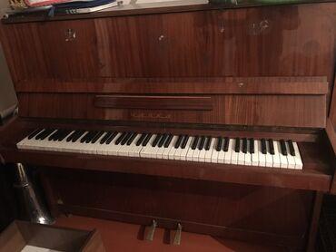 Спорт и хобби - Беш-Кюнгей: Срочно продаю Пианино Чайка !!!