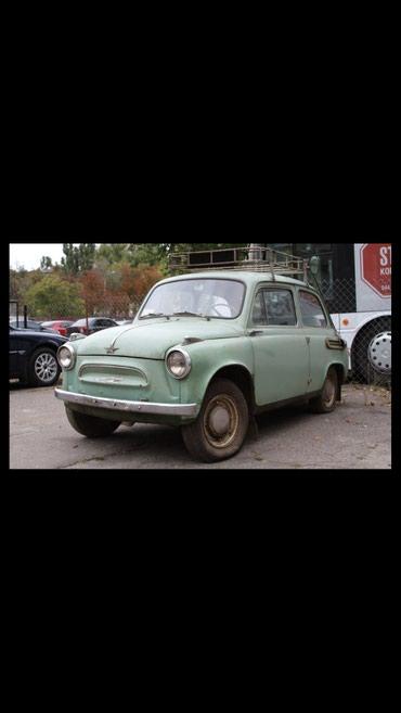 zaz 968m - Azərbaycan: ZAZ 965 Zaporozhec 1.2 l. 1965