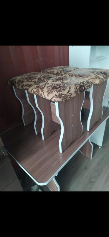 Стол стул НОВЫЕ 1.10*65