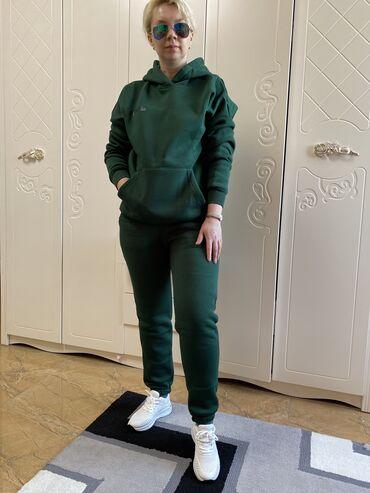 Тёплый костюм на флисе 1400 сом