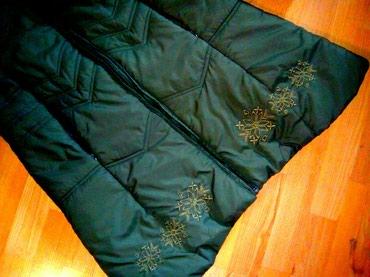 AKCIJA!!!Maslinasta zimska jakna kupljena u Nemačkoj..prelepa... - Vranje