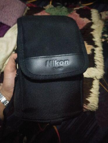 Сумки и чехлы - Кыргызстан: Продаю сумку для фотоаппарата Nikon Состояние 10из10