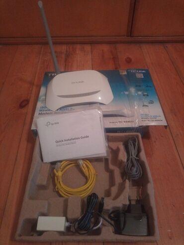 azercell modem - Azərbaycan: TP-link modem, Az işlenibdir