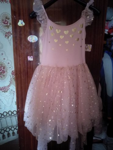 Нарядное платье для девочки 5-6лет.Фирма LC Waikiki в Бишкек