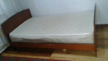 продаю кровать 1м на 2м  в Кок-Ой