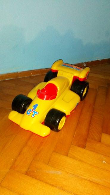 Auto mehanicar - Srbija: Formula auto