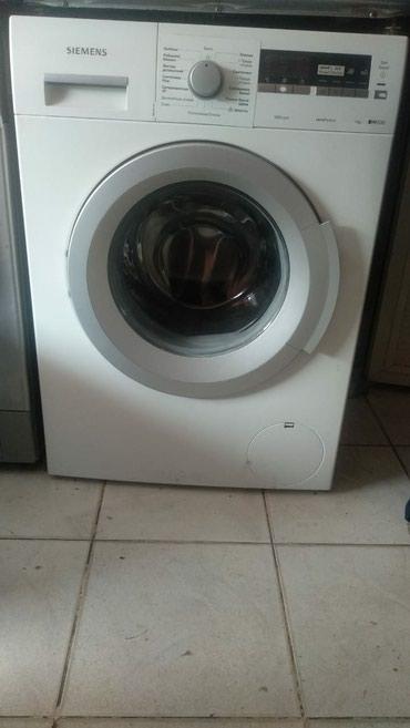 Bakı şəhərində Öndən Avtomat Washing Machine Siemens 7 kq.- şəkil 2