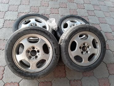 диски литые r16 5х 114 3 в Кыргызстан: Продаю диски R16 миллениум авангард вместе с хорошей летней резиной !