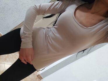 Personalni proizvodi - Jagodina: Nude body bluza,h&m,s