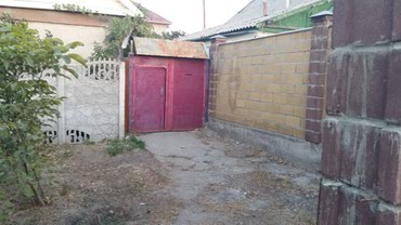 "ПРОДАЮ: пол.дома, в районе ""Азия Молл"", в Бишкек"