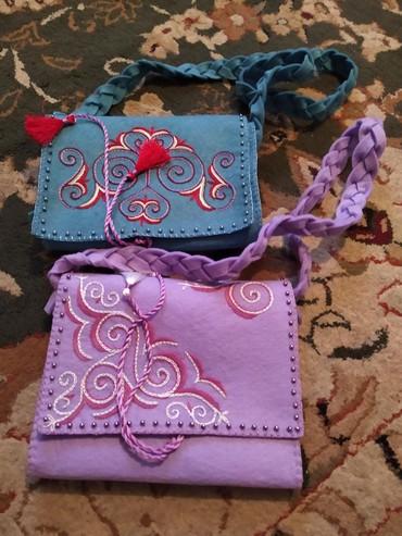 сумка два в одном в Кыргызстан: Очень оригинальные сумки из прочного войлока привезли с Турции