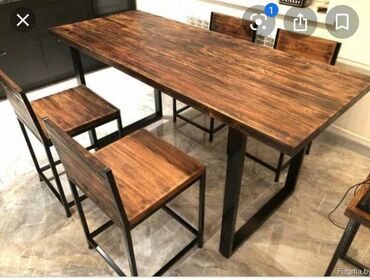 Мебельные услуги - Кыргызстан: Мебель на заказ | Столы, парты | Самовывоз, Бесплатная доставка, Платная доставка