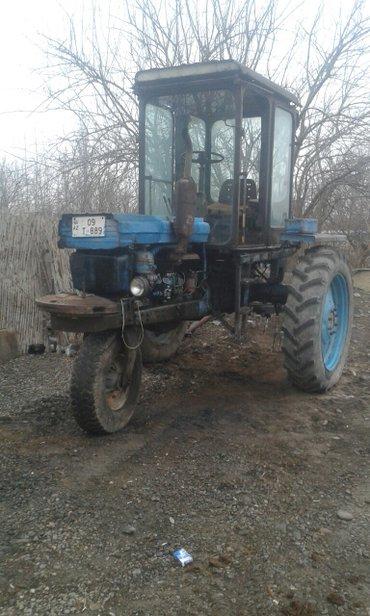 Bərdə şəhərində traktor T 28 tecili satilir mator karopka noldan yigilib etrafli melum