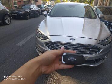Ford - Azərbaycan: Ford Fusion 1.5 l. 2019 | 2000 km