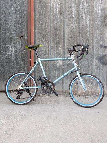 Подростковой велосипед TiticacaКорейский велик, лёгкий (рама