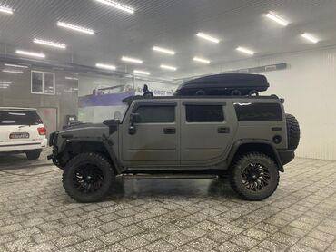 авто продажа кыргызстан in Кыргызстан | АВТОЗАПЧАСТИ: Hummer H2 6 л. 2004