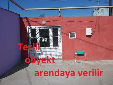 Bakı şəhərində Tecili obyekt arendaya verilir..! Sabuncu rayonu Balaxani qesebesi
