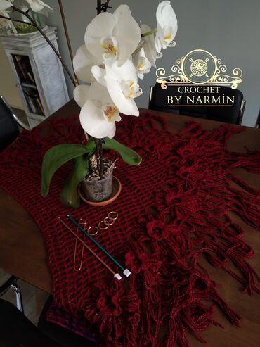 Əl işi @crochet by narmin