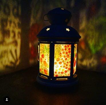 Роспись светильников на заказ. в Бишкек