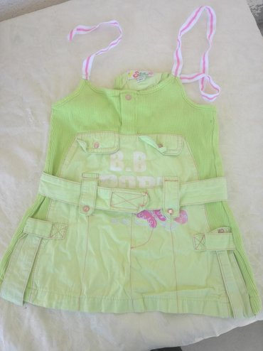 Haljinica za male dame,prava prolecna haljinica lepih boja