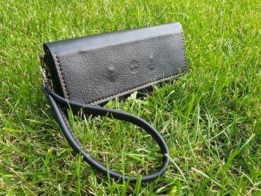 чёрная-сумка в Кыргызстан: Клатч мужской