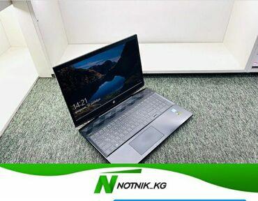 редми нот 8 про цена в оше in Кыргызстан   APPLE IPHONE: Ноутбук игровой мощный-HP-модель-Pavilion-процессор-core