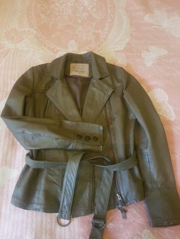 Продаю кожаную куртку.Натуралка. Производство Индия. Размер на