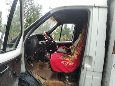 Транспорт - Кадамжай: Мотор муссо раздатька бар