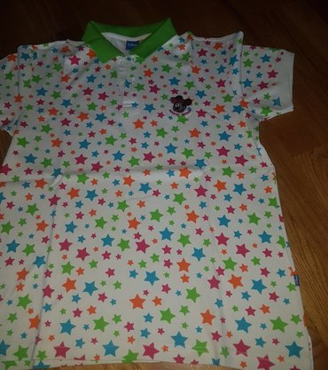 Majica-decija - Srbija: Disney original majica decija nova oko 14 godina ili s za odrasle