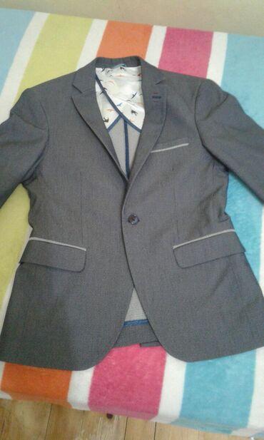 Muška odeća | Pirot: Savrsen sakoslobodno mogu reci NOV,kupljen za malu maturu i obucen s