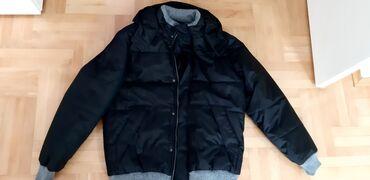 Muske jakne zimske - Srbija: Nova muška zimska Everlast jakna vel.L,proveren kvalitet,kupljena u E