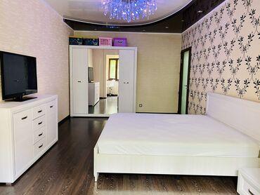 Продажа квартир - Бишкек: 105 серия, 2 комнаты, 57 кв. м Теплый пол, Бронированные двери, С мебелью