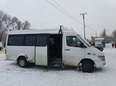 мерседес спринтер сди 416 2. 7 двигатаел свежий пригнаный состайания з in Беловодское