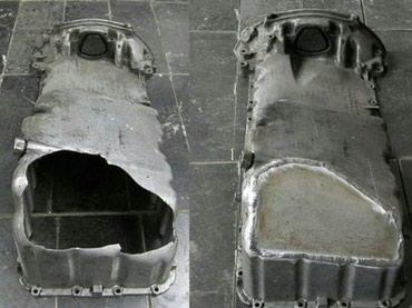 Аргоновая сварка алюминий сталь в Бишкек