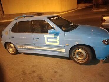 Peugeot - Azərbaycan: Peugeot 306 1.8 l. 1996 | 270000 km