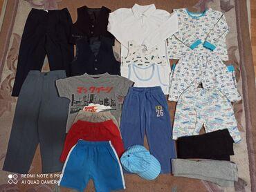пакеты для заморозки бишкек в Кыргызстан: Продаю пакет детской одежды в отличном состоянии На возраст