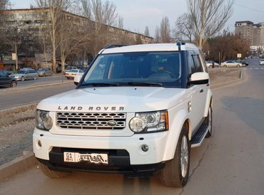 Land Rover Discovery 2011 в Бишкек