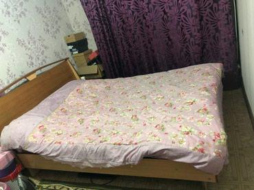 Кровать, в отличном состоянии!!! Находится в 4мкр, Бишкек!!! в Бишкек