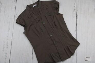 Личные вещи в Украина: Товар: Блуза женская Next, коричневая, размер 8, 102038. Состояние