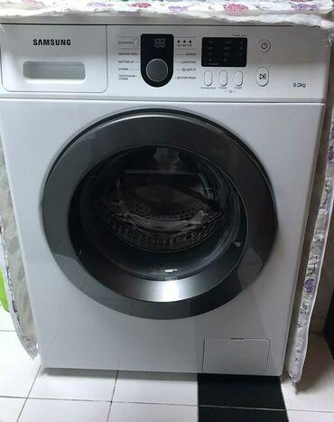 qədim əşyalar - Azərbaycan: Öndən Avtomat Washing Machine Samsung 6 kq